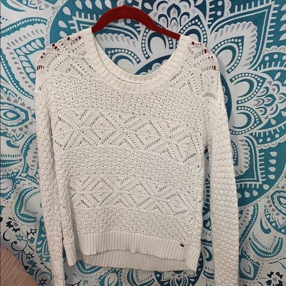 White Sweater American Eagle